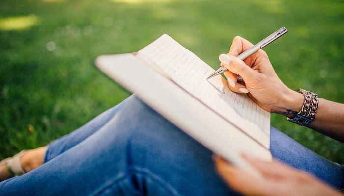 自律神經失調需要靜心、舒壓,寫字讓你一舉數得!