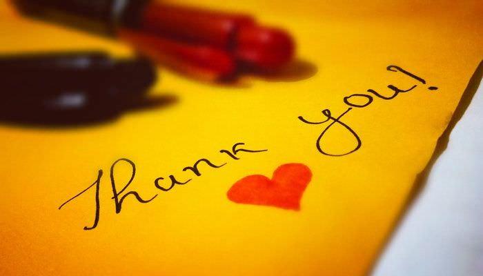 在自律神經失調的治療過程中,記得謝謝你自己