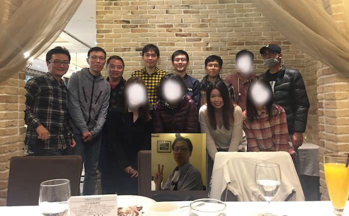 2018第一季芳喵隨筆讀者聚會紀錄