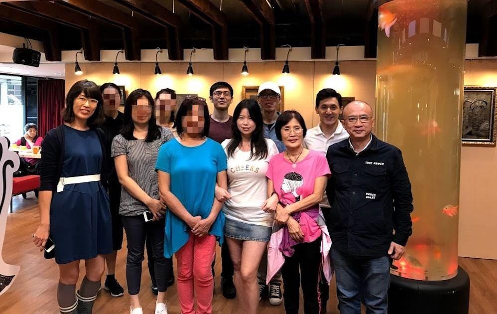 2019第三季芳喵隨筆讀者聚會紀錄