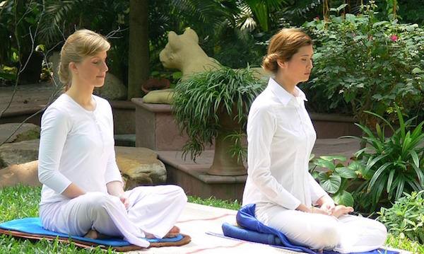 【自律神經健康】冥想,放鬆身心、大腦定靜的良方